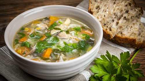 Eating Well for Super Immunity: Soup for the Winter Months