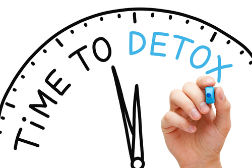 Time to Detox Tips for Detox from Regenerative Health Clinic